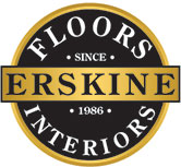 Erskine Floors & Interiors is your go to showroom for all of your flooring and interior needs.