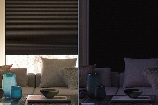 Hunter Douglas - DUETTE HONEYCOMB SHADES + LIGHTLOCK