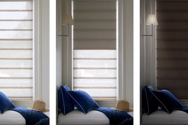 Hunter Douglas - DUOLITE – NOW AVAILABLE WITH VIGNETTE