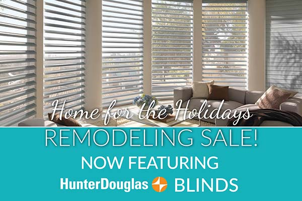 Our Erskine Interiors Team Will Be More Than Happy To Show You Our Full Line of Hunter Douglas Products - the industry's leading manufacturer of custom-made window fashions.