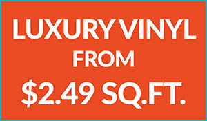 Luxury vinyl from $2.49 sq.ft. Save on waterproof flooring!